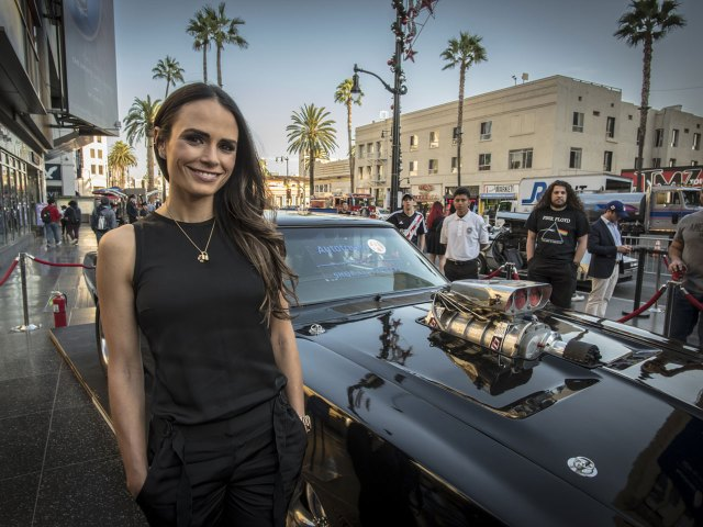 Jordana Brewster On Returning To The Fast Furious Franchise How She Likes To Blow Off Steam And Her Favorite Memory Of Paul Walker