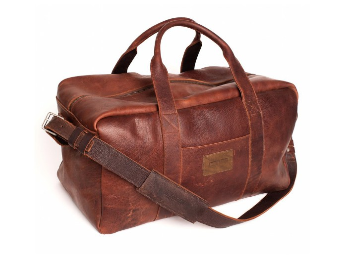 Montecito Weekender & Overnight Bag by Parker Clay