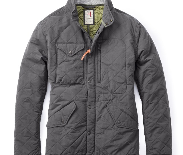Relwen Quilted Patrol Jacket