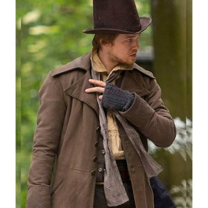 A Christmas Carol Bob Cratchit Brown Coat