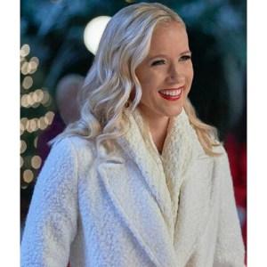 Carol Vivian A Nashville Christmas White Coat