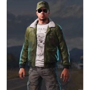 Far Cry 5 Bomber Mayday Green Jacket