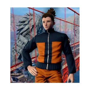 Jump Force Heroes Cotton Jacket