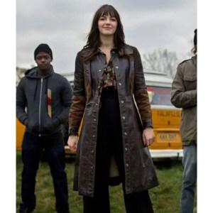 Kat and the Band Ella Hunt Kat Coat