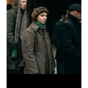 Masha Vasilisa Perelygina Beanpole Coat