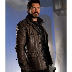 Scott Adkins Expendables 2 Leather Jacket