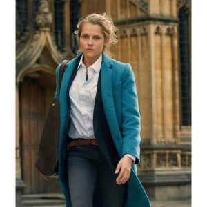 Teresa Palmer A Discovery of Witches Diana Bishop Coat