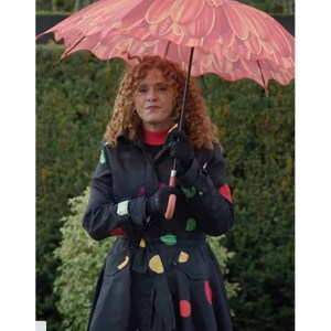 Bernadette Peters Zoey's Extraordinary Playlist Black Coat