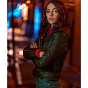 Sue Dearbon The Flash Season 06 Jacket