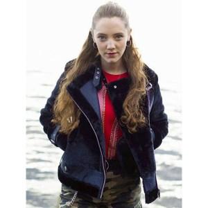 Kaya The Nest Leather Jacket