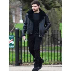 Liam Payne Black Jacket
