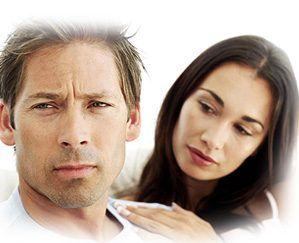 Tratamiento de disfunción eréctil para hombres