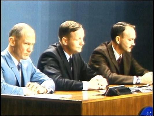 conférence astronautes