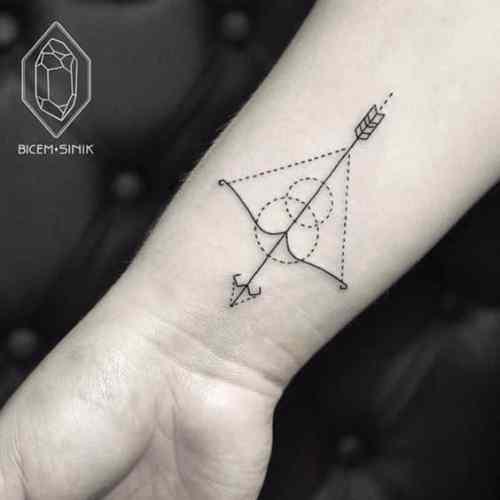Image result for sagittarius tattoos