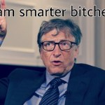How bill gates will survive on hundred rupees per day.