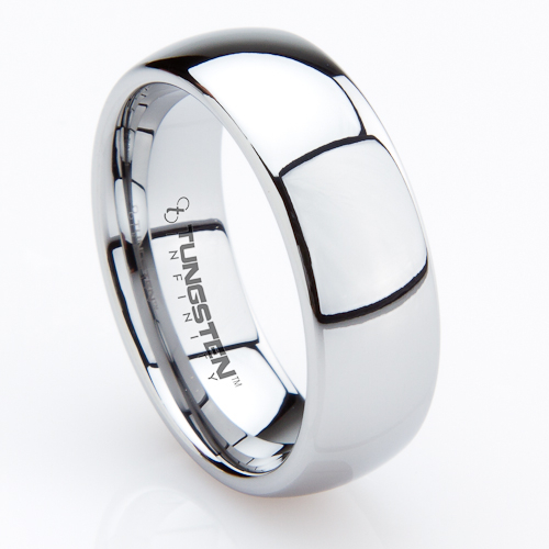 The New Era Of Men Mens Tungsten Wedding Bands By Carla