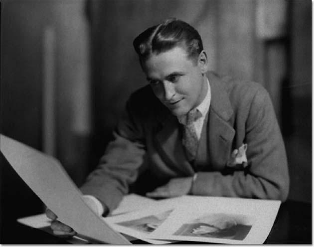 F.Scott Fitzgerald, 1920′s fashion icon