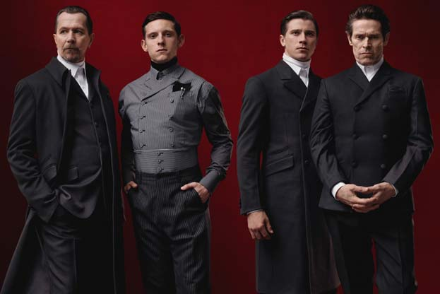 Prada Fall Winter 2012 – Four Great Hollywood Actors Used In Campaign
