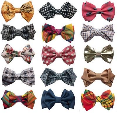 bow ties 2012
