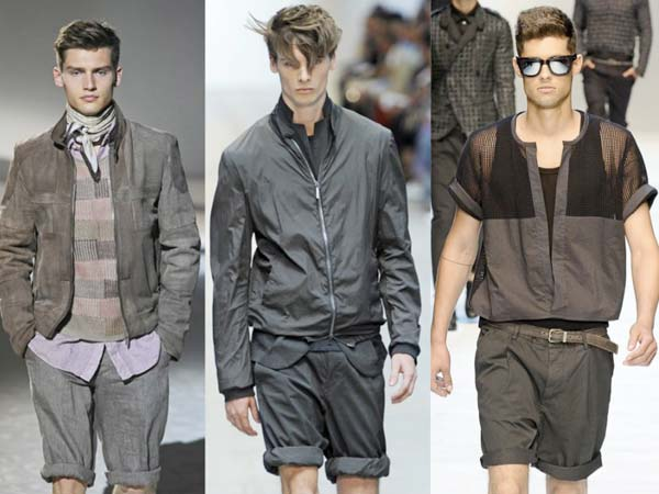 Cuffed Rolled up Shorts by D&G - Dolce & Gabbana