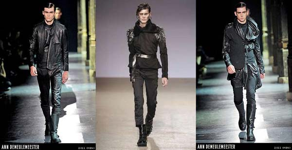 Create your own Rock star look with Gareth Pugh