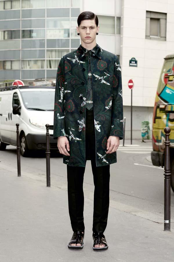 givenchy 2013 - pre spring collection for men