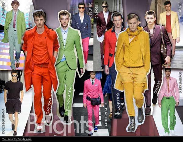 izandrew Spring summer 2012 - mens fashion trends
