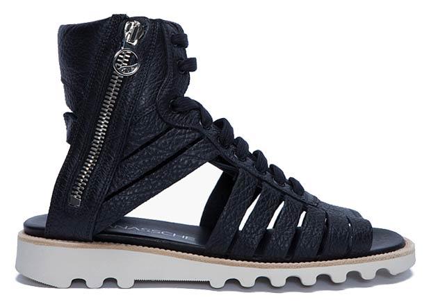kris van assche spring summer footwear 2012 - Sandals