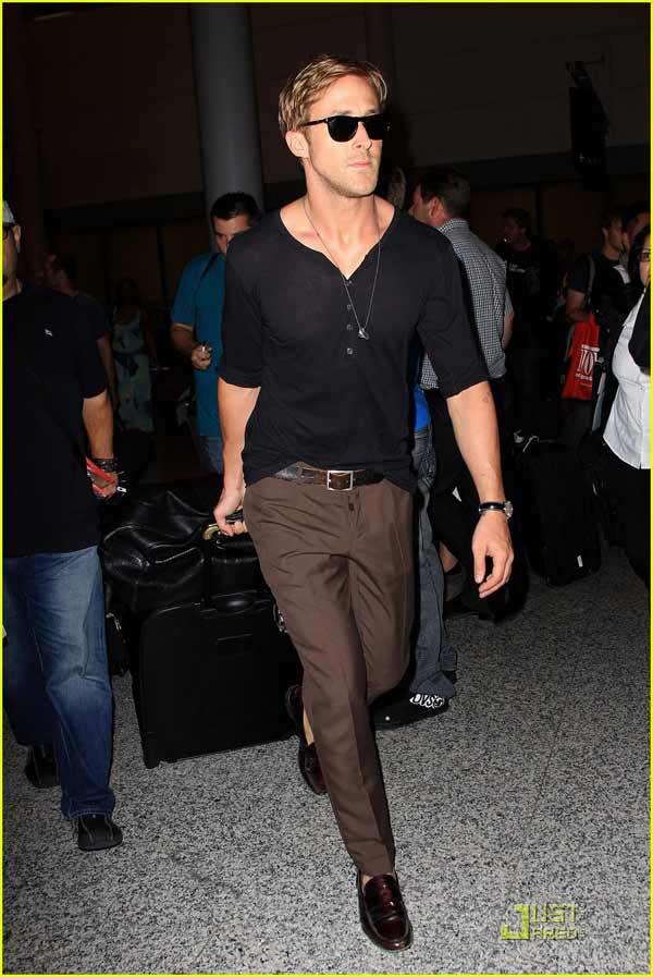 Airport-Fashion,ryan-gosling