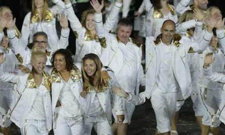 Great Britain Olympic Outfit – Designed by Stella McCartney