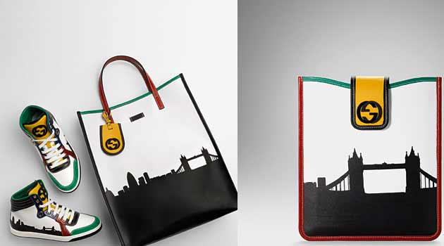 Gucci City Collection – Show Your Love of London