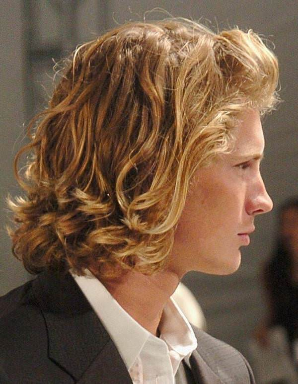 Long Hairstyle Trends For Men 2013