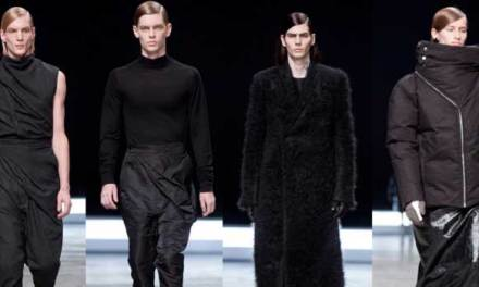 Black Coming Back – This Winter's Fashion Colour of Choice