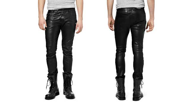 Men's Leather Trousers –  Do Men Look Good In Leather Trousers?
