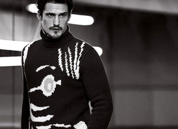 Corneliani Fall Winter 2012 wool sweater