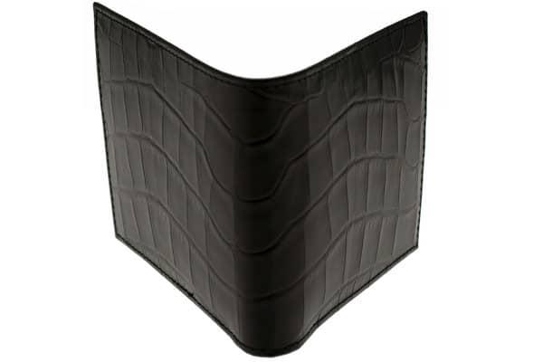 Ettinger Crocodile Leather Wallet