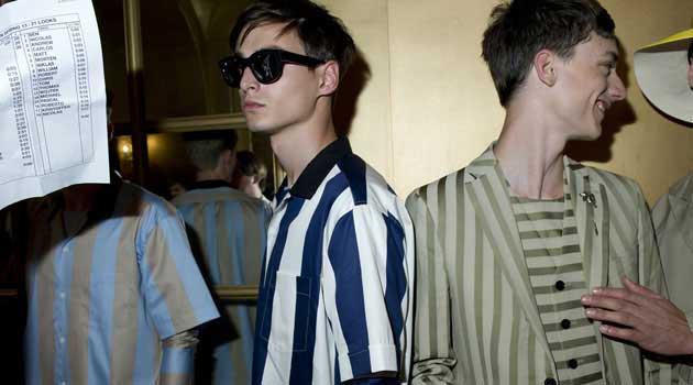 Shirt Trends – Embrace, Patterns, Stripes & Religious Prints