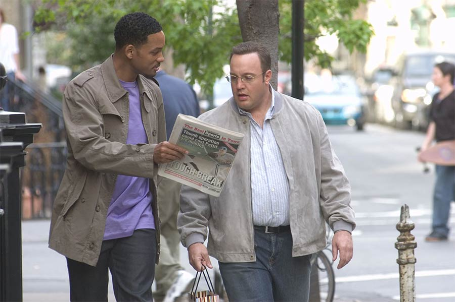 Hitch Movie with Will Smith and Kevin James