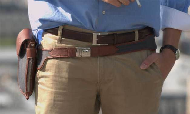 Holster Belt – Redesigned For Trendy Urbanites