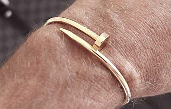 Cartier Menotte - bracelets for men