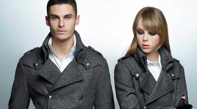 Men's Winter Coats – Design, Colour, Patterns, It's All In The Detail