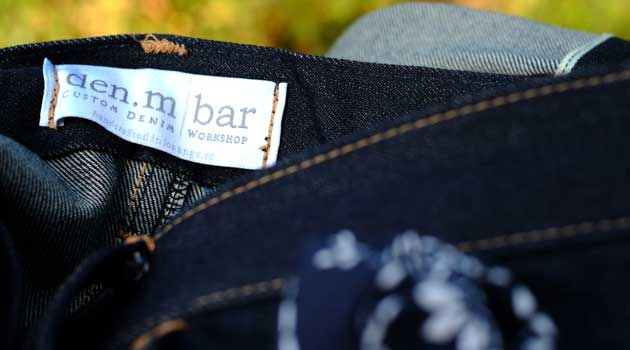 Bespoke Denim Jeans – At den.m.bar In Los Angeles