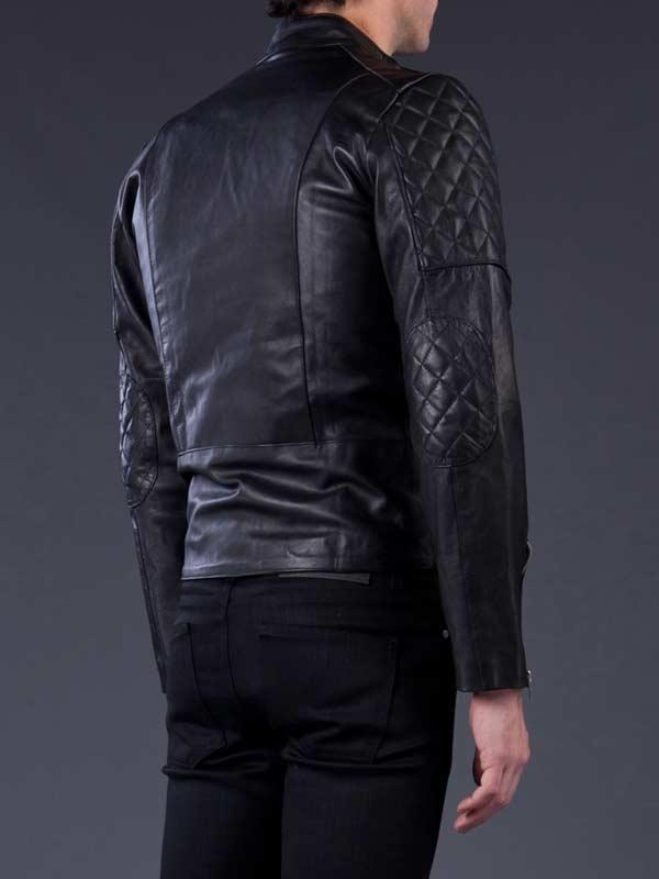 Sons-of-Heroes-Leather-biker-jacket,-2012.-black