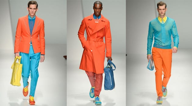 Orange Colour – 50 Shades of Orange for Men to Wear