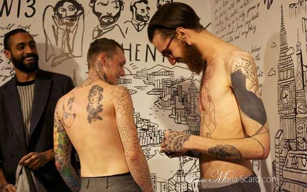 Hentsch Man – Video – Models Talk About Love For Tattoos
