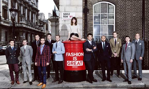 London Collections Men – Men Style Fashion Overview