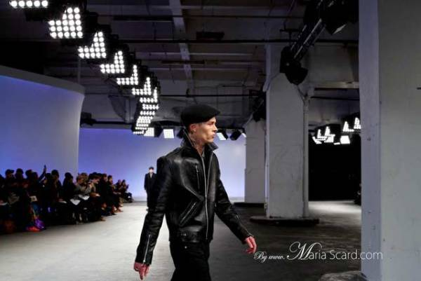YMC - London Collections: Men - Leather Jacket