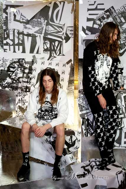 Meadham Kirchoff - All Checked Out - London Collections: Men 2013 - 4