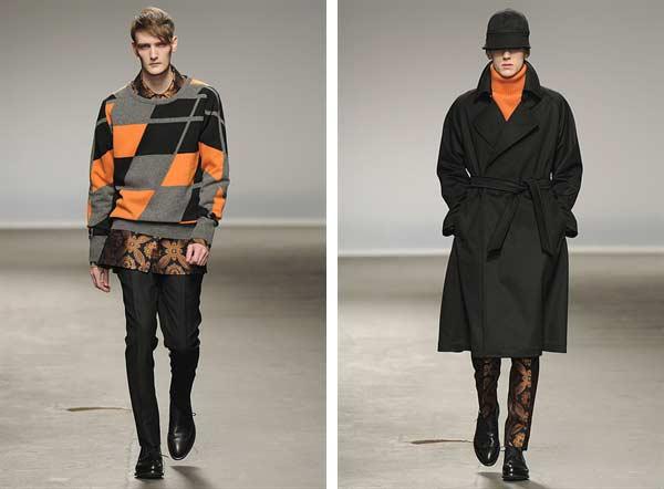 e Tautz - London Collections: Men - Autumn Winter 2013 Collection 13