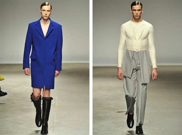 J.W. Anderson - London Collections: Men - Autumn Winter 2013 - 2